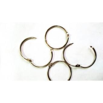 Кольца для карниза металлические купить