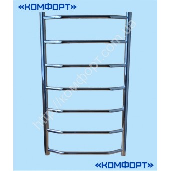 Водяной полотенцесушитель Лестница-трапеция 900в*500ш.